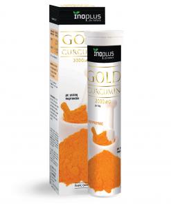 InoPlus Gold Curcumin 2000 mg 20 eff tabs, κουρκουμάς, κουρκουμίνη, βότανα. φυτοθεραπεία, αρθρώσεις, πόνος, φυτικό συμπλήρωμα διατροφής, online φαρμακείο
