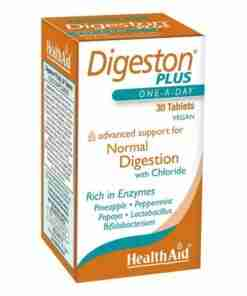 Digeston Plus, πεπτικά ένζυμα, προβιοτικά, γαστρεντερικό, φαρμακείο