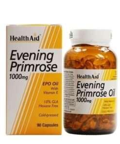 Έλαιο Νυχτολούλουδου Health Aid, εμμηνόπαυση, φυτοθεραπεία, φαρμακείο