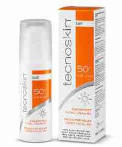 Tecnoskin Sun Protect Αντηλιακό Χωρίς Χρώμα