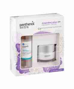 Panthenol Extra Πακέτο Προσφοράς Κρέμα Προσώπου Ματιών + Ντεμακιγιάζ